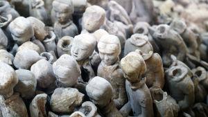 Kiinan Han-dynastian hallitsijat tavoittelivat kuolemattomuutta.
