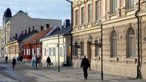 Västra strandgatan i Åbo.