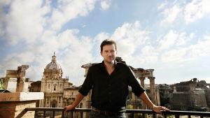 Ikuinen Rooma elää maanpäällisten rakennusten lisäksi maanalaisissa rakennelmissa.