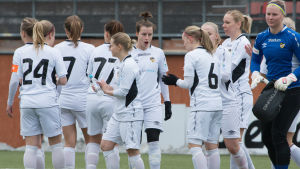 FC Honkas damer.