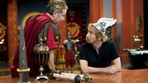 Asterix ja Obelix Britanniassa.