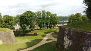 Vaubans försvarsfästning i Longwy lockar besökare