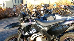 Mopeder i Borgå
