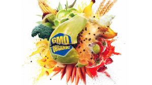 Food Evolution -elokuvan kuva, jossa hedelmät räjähtävät
