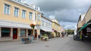 Köpmansgatan i Åbo.