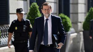 Spaniens premiärminister Mariano Rajoy.