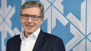 Markku Haapasalmi har valts till ordförande.