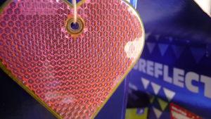 Hjärtformad reflex