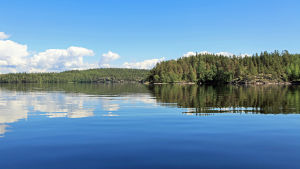Järven tarina -elokuva vie katsojan Suomen luonnon ainutlaatuisimman aarteen, järviemme, saloihin ja myytteihin.