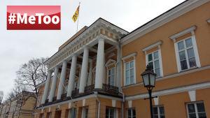 Åbo akademis huvudbyggnad