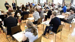 Studentskrivning