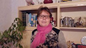 professor i språkbad Siv Björklund