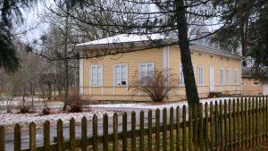 Ekuddens campingplats - karaktärshuset
