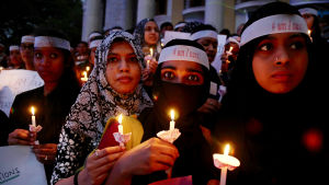 Flera upprörande våldtäkter och mord på unga flickor har under våren utlöst landsomfattande protester i Indien