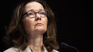 Gina Haspel ville inte säga om hon anser att tortyr är omoraliskt då hon grillades i senatens utfrågning