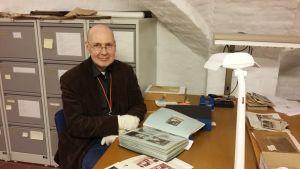 Kimmo Vatanen är arkivamanuens på Österbottens museum.