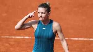 Simona Halep är världsetta i tennis.