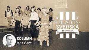 De tio finlandssvenska budorden kolumn 3