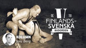 De tio finlandssvenska budorden kolumn 5