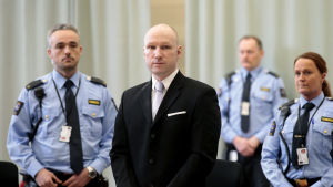 Anders Behring Breivik dödade 77 människor i juli 2011