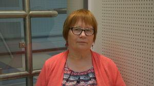 Helvi Riihimäki från NTM-centralen.