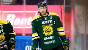Sami Sandell avgjorde mot HIFK på straffar.