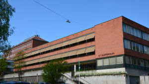 S:t olofsskolan i Åbo.