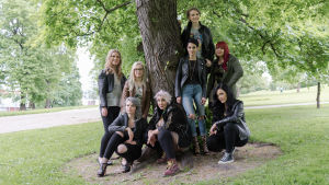 Miss Gay Finland 2016 finalister