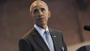 Parasit namnges efter obama