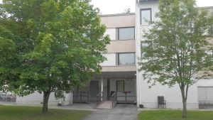 Mikevas serviceboende i Jakobstad