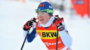 Krista Pärmäkoski, Tour de Ski 2017.