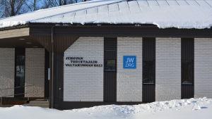 Jehovas vittnens möteslokal i Jakobstad