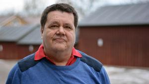 Schackspelaren Johan Lindstedt var med om att lyfta Karis URA till FM-ligan.