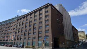 Centret för hybridkrigföring i Helsingfors.