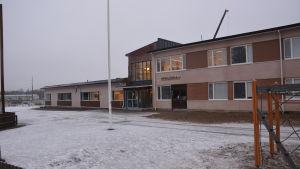 Mustasaaren keskuskoulu.