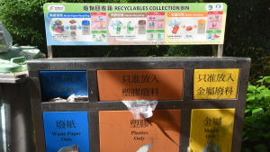 Avfall i Kina