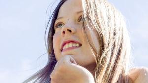 Amanda porträtt