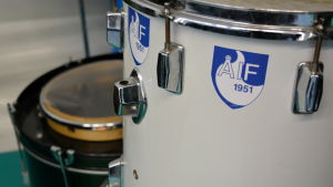 ÅIFs trummor.