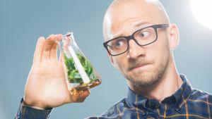 biotekniikan tutkija Lauri Reuter