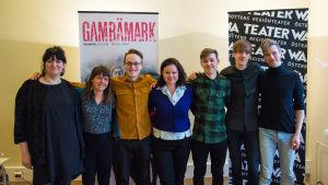 Medverkande i musikalen Gambämark