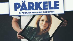Camilla Fågelborg i podcasten Pärkele