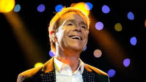 Porträtt av Cliff Richard 2014