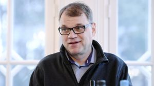 Juha Sipilä intervjuas i Villa Bjälbo söndagen den 14 januari 2018.