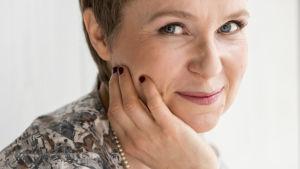 Sirpa Kähkönen är kandidat till Nordiska rådets litteraturpris 2016.