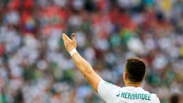 Javier Hernandez.