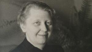 Hilma Granqvist , Finlands första kvinnliga doktor i sociologi och Palestinaexpert.