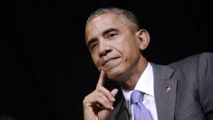 USA:s president Barack Obama.