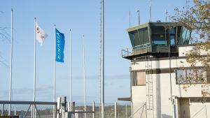 Mariehamns flygplats.