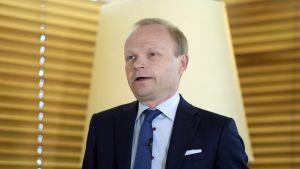 Fortums vd Pekka Lundmark
