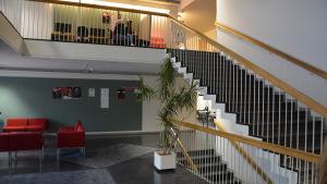 Trappa i Novia i Åbo.